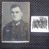 FOTO CABINET SOLDAT  GERMAN WW2