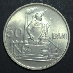 50 bani 1956 1 UNC - Moneda Romania