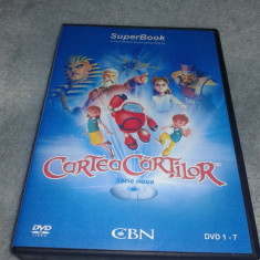 Cartea Cartilor ( Serie noua ) - DVD desene animate religioase dublate romana