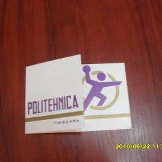 Felicitare An Nou Poli Timisoara