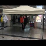 Cort Rezistent Mare / Pavilion de gradina 3 m x3 m - Calitate Premium NOU - Pavilion gradina