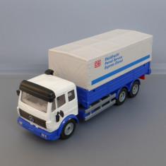 Camion Mercedes DB Parcel Service, Siku - Macheta auto Siku, 1:55