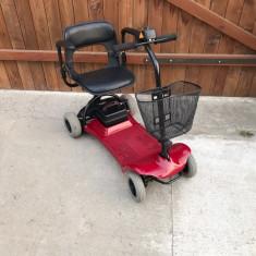 Scuter NOU carut electric pentru persoane cu handicap batrani copii - Scaun cu rotile