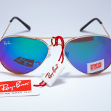 Ochelari De Soare Ray Ban  Aviator 9+Saculet+  Laveta