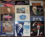 Vinil muzica clasica 1 Lalo,Ravel,Berlioz,coruri,tangouri,Strauss + lista