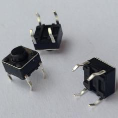 (10buc ) Butoane dip 6x6x5mm, buton, tastatura, micro-intrerupator, Arduino