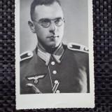FOTO OFITER GERMAN WW2 - Fotografie veche
