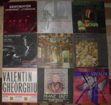 Vinil muzica clasica 4 Bach,Beethoven,Wagner,Tchaikovsky,Schumann