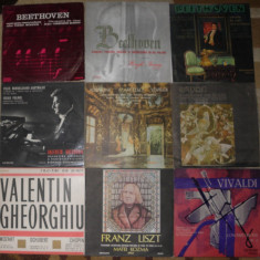 Vinil muzica clasica 4 Bach, Beethoven, Wagner, Tchaikovsky, Schumann