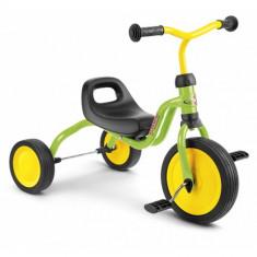 Tricicleta Fitsch Verde - Tricicleta copii Puky