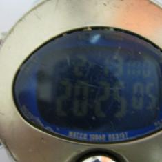 Pulsar W620-4330 electronic clock. - Ceas barbatesc Pulsar, Quartz