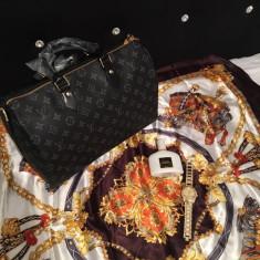 Geanta Louis Vuitton Speedy Collection * Livrare 24h * - Geanta Dama Louis Vuitton, Culoare: Negru, Marime: Masura unica, Geanta de umar, Piele