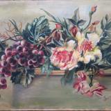 Natura statica cu flori (1) - semnat  Irenke