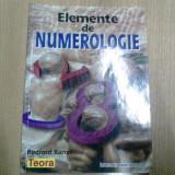 ELEMENTE DE NUMEROLOGIE-RODFORD BARRAT