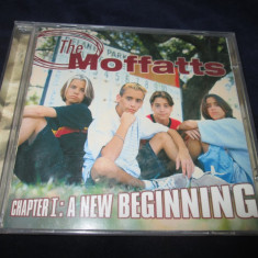 The Moffatts - Chapter I : A New Beginning _ cd, album, EMI(Olanda) _ pop rock - Muzica Pop emi records