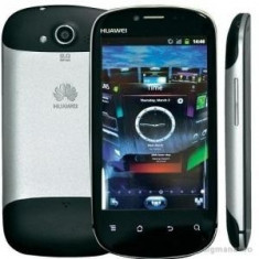 Huawei Vision U8850 Silver - Telefon Huawei, Neblocat, Android OS