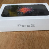 Iphone se 64 gb - Telefon iPhone, Gri, Neblocat, Dual core, 2 GB