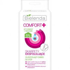 COMFORT+ Tratament pentru picioare + sosete exfoliante, Bielenda