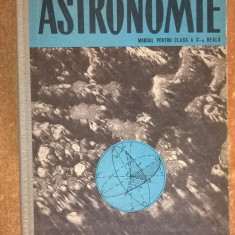 Gheorghe Chis - Astronomie {Manual pentru clasa a XI-a reala}