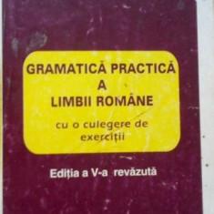 S. Popescu - Gramatica practica a limbii romane cu o culegere de exercitii - Culegere Romana
