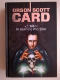 Orson Scott Card - Vorbitor in numele mortilor {Nemira, 2012}