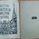 Buletinul Muzeului Militar National , anul 1 , nr. 1 , 1937