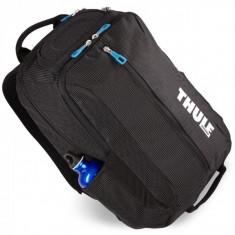 Rucsac Thule Crossover pentru laptop 15 - Geanta laptop THULE, Nailon, Negru