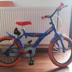 Bicicleta copil - Bicicleta copii, 16 inch, Numar viteze: 1