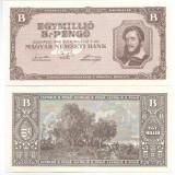 Ungaria 1946 - 1 milion B-pengo UNC
