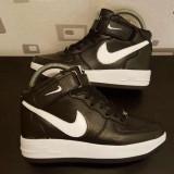 Adidasi Ghete Nike Air Force Dama - Ghete dama Nike, Culoare: Din imagine, Marime: 40, Piele sintetica