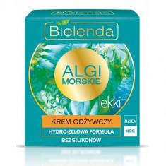 SEA ALGAE Crema de Fata Nutritiva cu Alge Marine Zi/Noapte 50ml, Bielenda