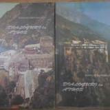 Dialoguri La Athos Vol.1-2 - Teoclit Dionisiatul, 394745 - Carti ortodoxe