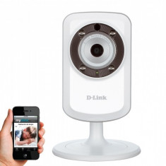 Camera IP Wireless D-Link DCS-933L Day-Night
