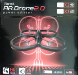 Drona Parrot AR.Drone 2.0, Power Edition