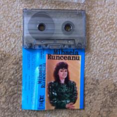 Mihaela runceanu caseta audio muzica pop slagare usoara electrecord, Casete audio