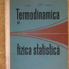 Z. Gabos, O. Gherman - Termodinamica si fizica statistica
