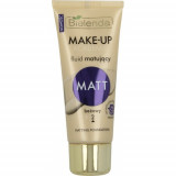 MAKE UP ACADEMIE Fond de Ten Matifiant Beige 30g, Bielenda