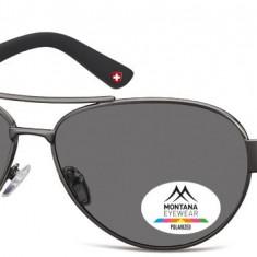 Ochelari de soare unisex Montana Eyewear MP97 gunmetal / smoke lenses MP97 - Ochelari de soare Montana Eyewear