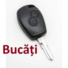 Pachet 2 Carcase Chei Dacia Sandero 2 Butoane