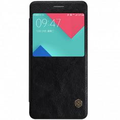 Husa piele Samsung Galaxy A5 (2016) A510 Qin View Blister Originala Nillkin - Husa Tableta