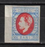 RRR      CAROL CU BARBA   LP. 34   MNH