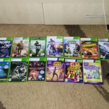 Consola Xbox 360 Microsoft + HDD 250 GB + Kinect + 18 jocuri + 2 controllere