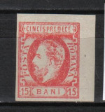 RRR      CAROL CU BARBA   LP. 32   MNH