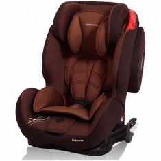 Scaun Auto Salsa Q Pro 9 - 36 kg Maro - Scaune sport Coto Baby