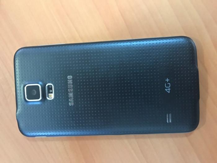 Samsung Galaxy S5 16GB Negru foto mare