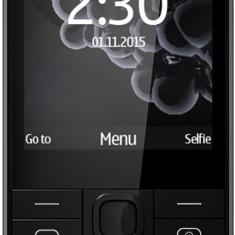 Nokia 230 Dual Sim Dark Silver - Telefon Nokia