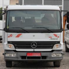 1599///MB ATEGO 815 cu platforma - Utilitare auto
