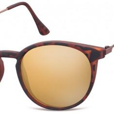 Ochelari de soare unisex Montana Eyewear MS33D turtle / revo gold MS33D - Ochelari de soare Polaroid