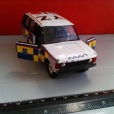 Bnk jc Masina de politie - Range Rover - Corgi - Jucarie de colectie