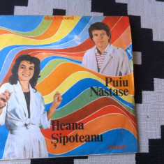 Ileana Sipoteanu Puiu Nastase disc vinyll lp Muzica Pop electrecord usoara slagare, VINIL